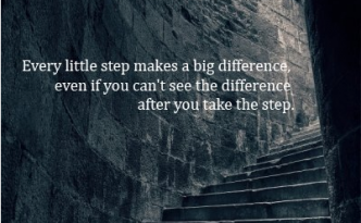image - take the step