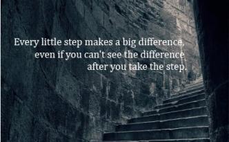 image - take the step