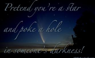 image - pretend you are a star