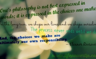 image - choices we make in life