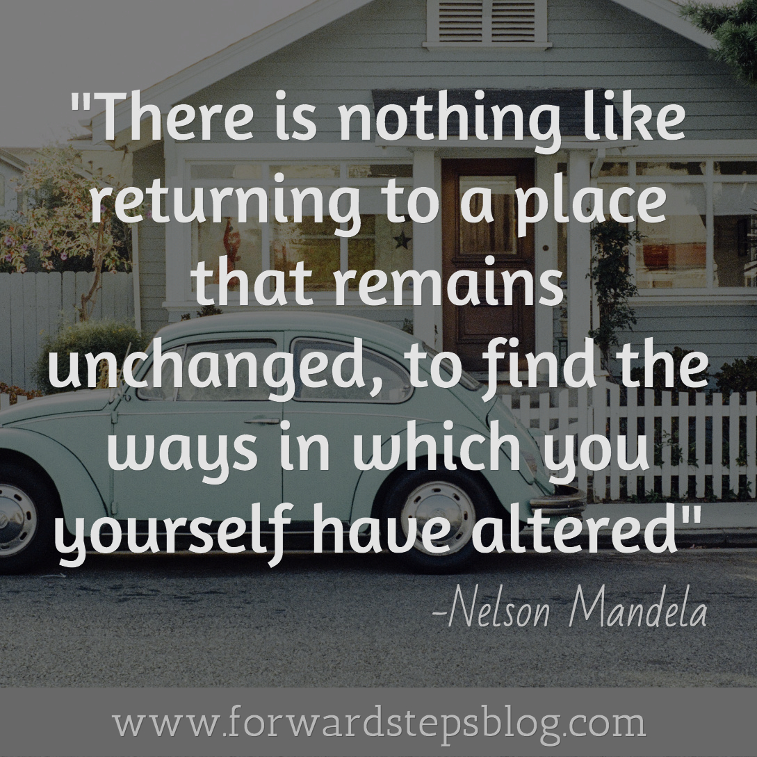 Return to a place that remains unchanged image