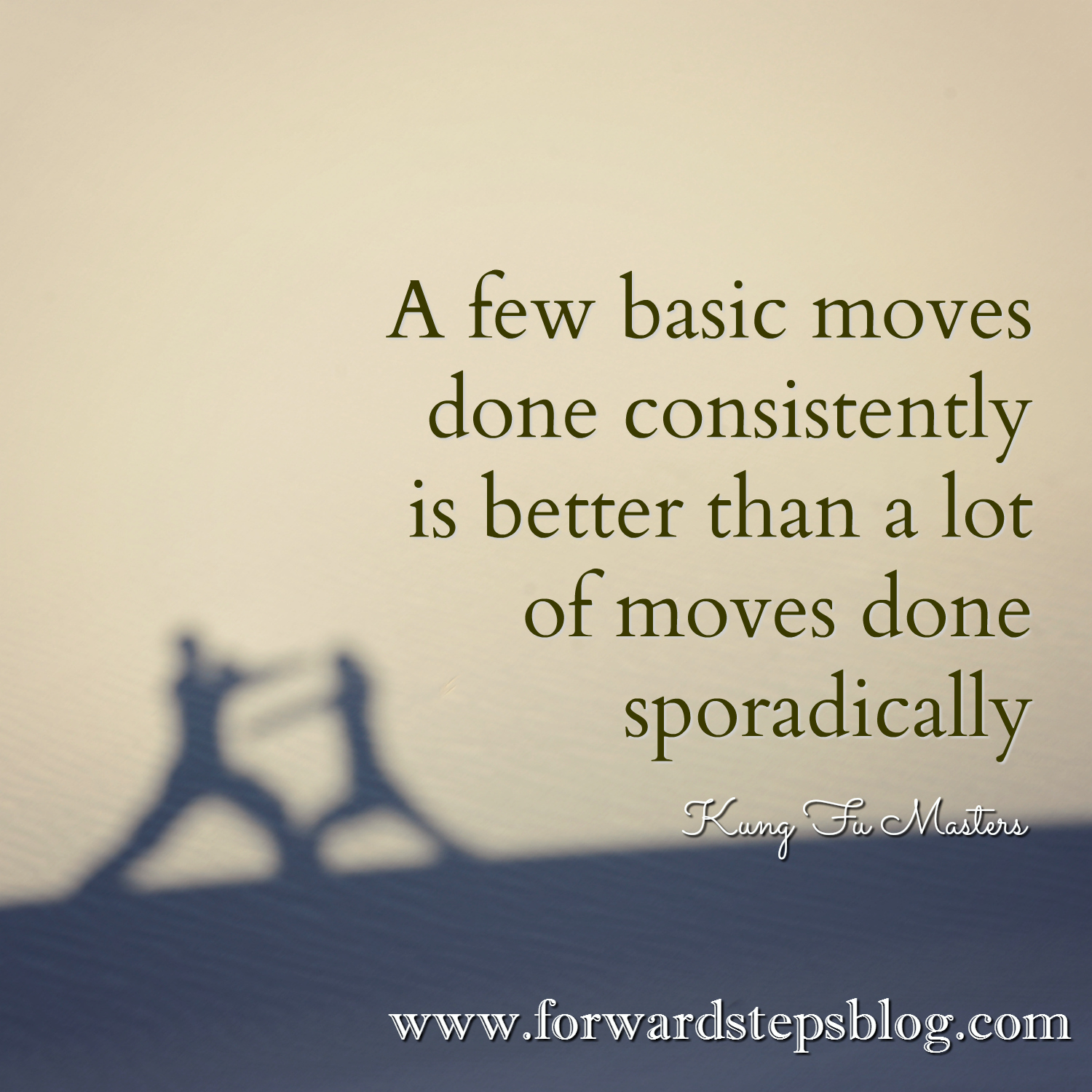 Basic Moves Consistently