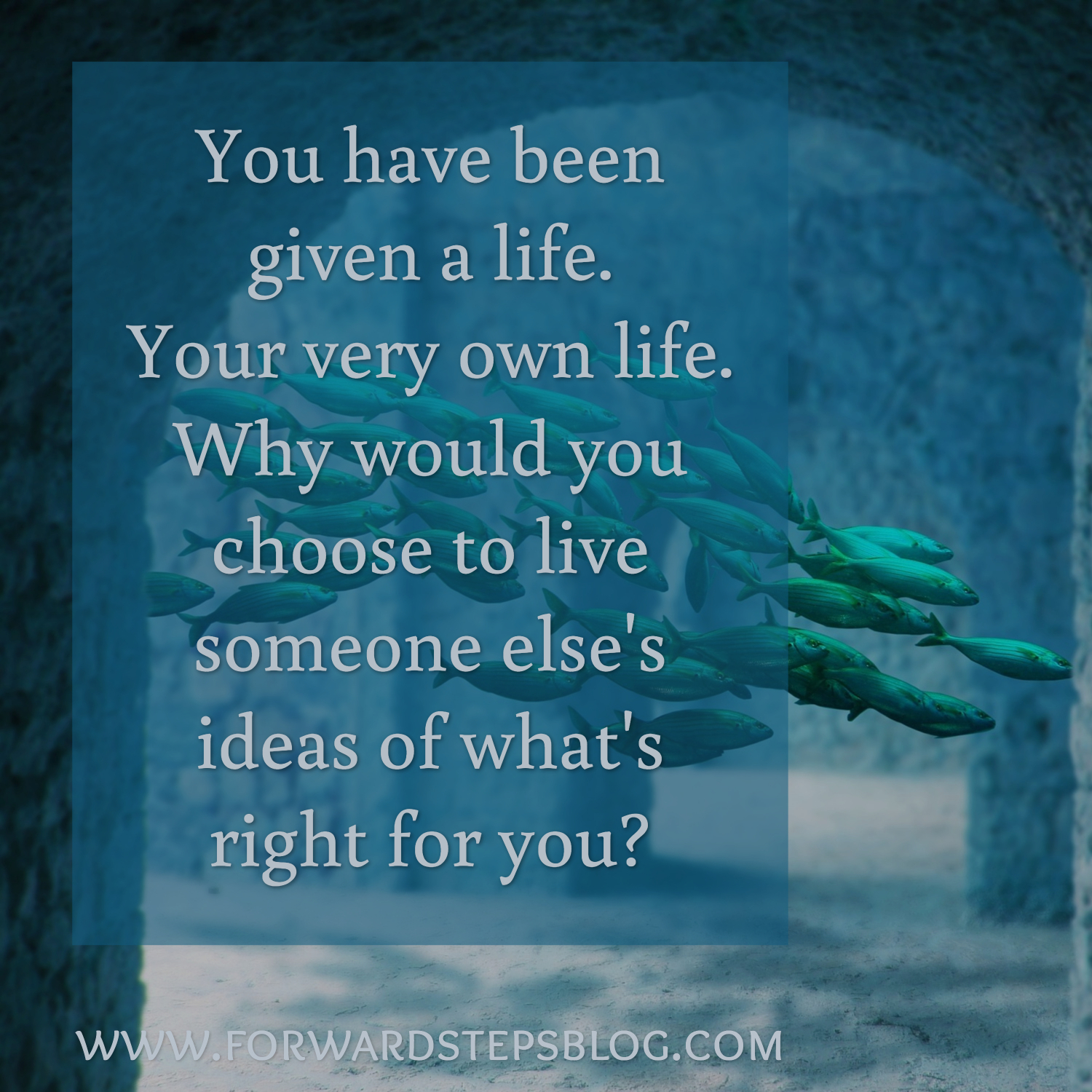 Your Very Own Life